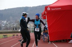 100Km Staffel 2013