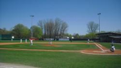 Baseballspiel 2011
