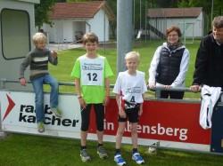 Kinder- und Jugendlauf Sandharlanden 2014